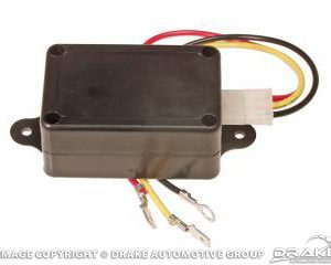Electronic Variable Flasher