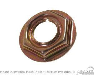 67-68 Dash Panel nuts