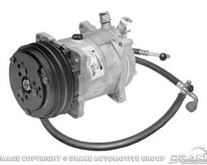64-5 Sanden Compressor Conversion Kit (V8, R134a)