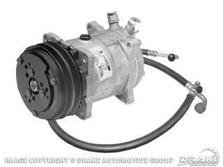 64-5 Sanden Compressor Conversion Kit (V8, R134a)