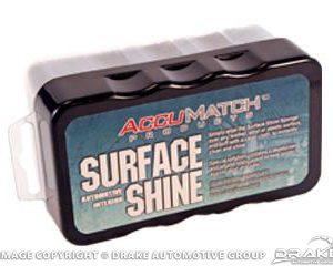 AccuMatch Surface Shine Sponge