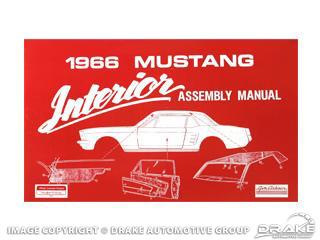 1966 Interior Assembly Manual