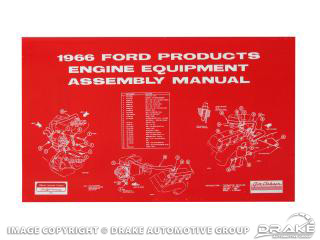 1966 Engine Component Assembly Manual