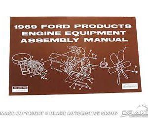 1969 Engine Component Assembly Manual