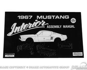 1967 Interior Assembly Manual