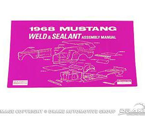 68 Weld-Sealant Assembly Manual