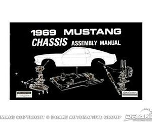 1969 Mustang Chassis Assembly Manual