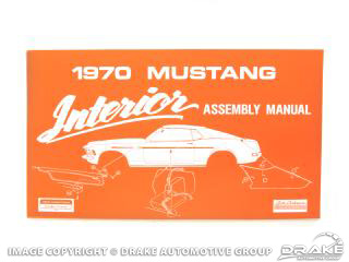 1970 Interior Assembly Manual