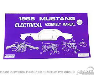 1965 Electrical Assembly Manual