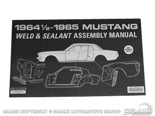 64 1/2-5 Weld-Sealant Assembly Manual