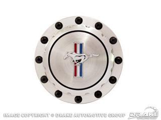 Billet Fuel Cap (Horse Emblem)