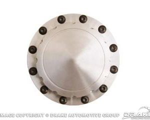Billet Fuel Cap (Plain Face)