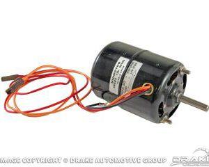64-65 Heater Blower Motor