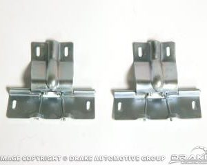 65-66 FB trap door hinges,pair