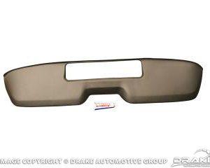 64-65 Plastic Dash Cover