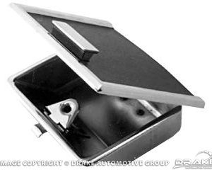 64-66 Console Ash Tray Receptacle