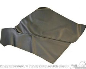64-68 Coupe Quarter Panel Trim (Black)