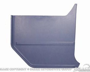 64-65 Convertable Kick Panels (Blue)
