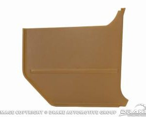64-65 Convertable Kick Panels (Palomino)