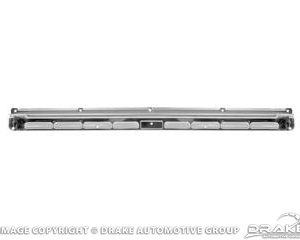 64-68 Convertible Stainless-Steel Sill Plates