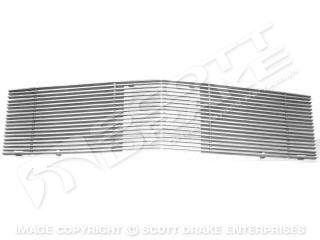 65-6 Lower Front Billet Grill with bumper