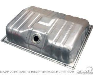 64-68 Fuel Tank with Drain