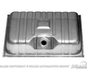 64-68 Fuel tank/stainless steel