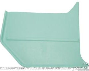 1966 Convertable Kick Panels (Aqua)