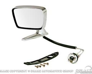 1967 Remote Control Mirror (Show Quality, LH)