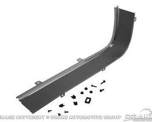 67-68 Wide Grill Molding (LH)