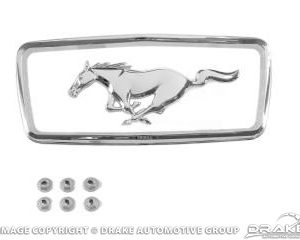 68 Grill Corral & Horse Set