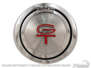 GT Pop-open Fuel Cap