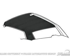 65-70 Coupe Headliner (Black)
