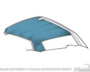 65-70 Coupe Headliner (Medium Blue)