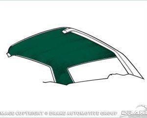 65-70 Coupe Headliner (Dark Green)