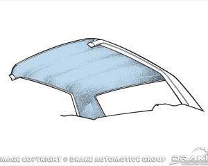 65-70 Coupe Headliner (Light Blue)
