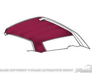 65-70 Coupe Headliner (Maroon)