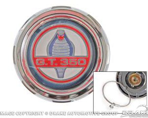 1966 Shelby GT-350 Fuel Cap
