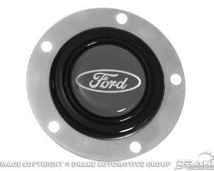 65-3 Grand Horn Button (Ford Blue)