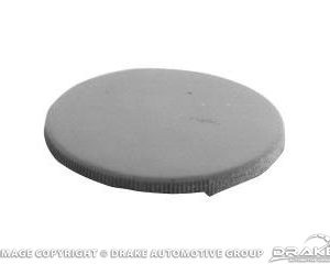 64-65 Windshield Washer Reservoir Screw Cap only (Stamped Aluminum)
