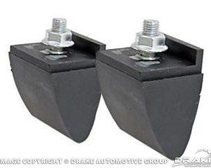 64-73 Front Suspension Bumpers (Polyurethane)