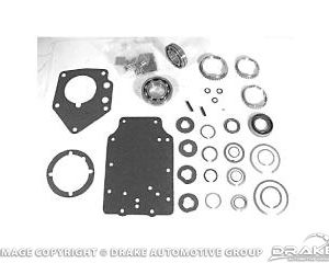 64-66 Manual Transmisison Master Rebuild Kit (6 Cyl, 3 Speed, 2.77 Ratio)