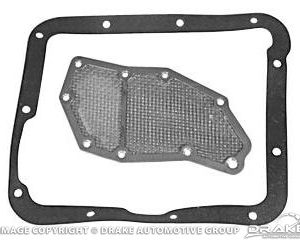 1964 Transmission Filter with Gaskets (C4)
