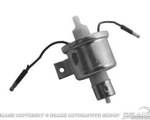 65-66 Windshield Washer Pump (2 speed)
