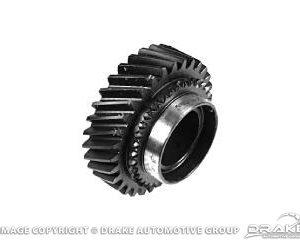 64-73 First Gear (3 Speed, 64-73 V8, 67-73 6 Cyl)
