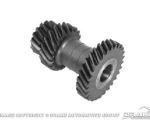6 Cylinder 3 Speed Transmission (200 Countershaft Cluster Gear)