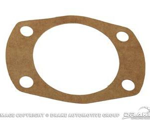 Backing Plate Axle Gasket (Inner)