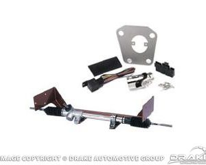 64-70 Rack & Pinion Kit (Small Block 8 Cylinder)