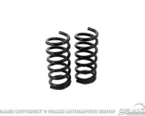64-66 Stock Coil Springs (6 Cylinder)