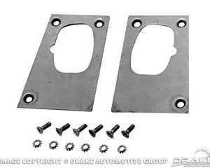 64-66 Door Latch Plate Repair Kit